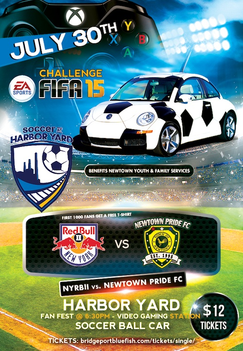 Soccer Ball Car at Harbor Yard - Video Games