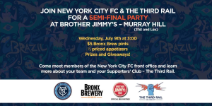 2014 World Cup Party - The Third Rail