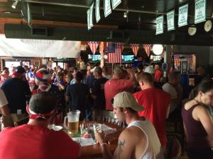 Rumbleseat Bar and Grille - American Outlaws