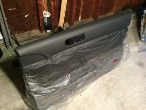 After - Front Door Panel 1 (VW Beetle)