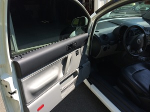 After - VW Panels Installed 1 (VW Beetle)