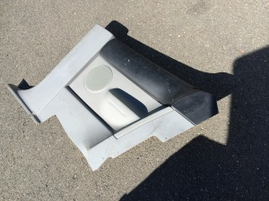 Before - Rear Panel 2 (VW Beetle)